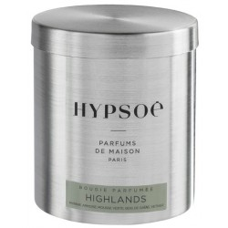 Bougie parfumée Highlands Hypséo
