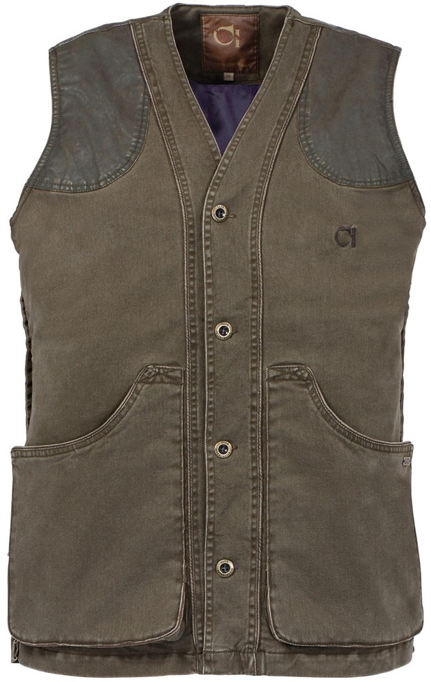 Gilet de chasse Brenne Club Interchasse