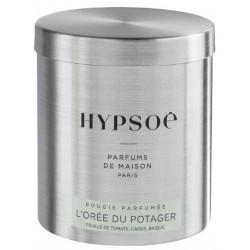 Bougie parfumée L'Orée du Potager Hypsoé