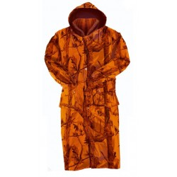 Manteau camo orange Millau Ligne Verney-Carron