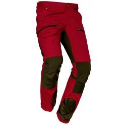 Pantalon d'extérieur rouge Chevalier Alabama
