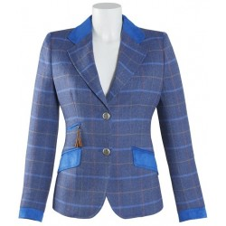 Veste en tweed Jumfil British