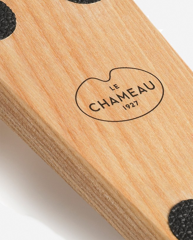 Tire-botte Le Chameau en bois avec caoutchouc