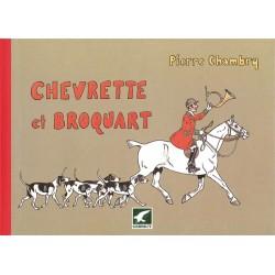 Livre de Chambry - Chevrette et broquart - Editions du Gerfaut