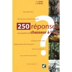 Livre 250 réponses aux questions d'un chasseur à l'arc - Editions du Gerfaut