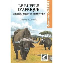 Livre - Buffle d'Afrique - Editions Gerfaut