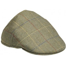 Casquette en tweed Laksen Woodhay