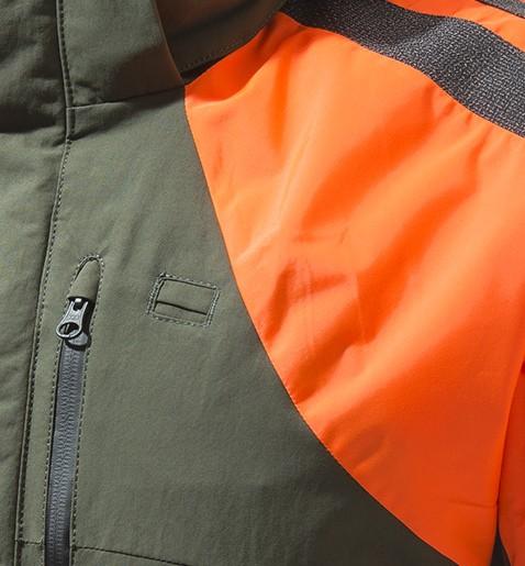 Veste traque Beretta Thorn resistant