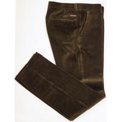 Pantalon en velours vert Sunwill
