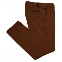 Pantalon en toile brun Sunwill