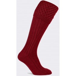 Chaussettes Pennine Chelsea Deep Red