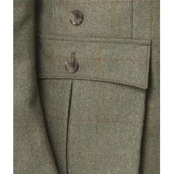 Veste en tweed Laksen Ashcombe editions limitée