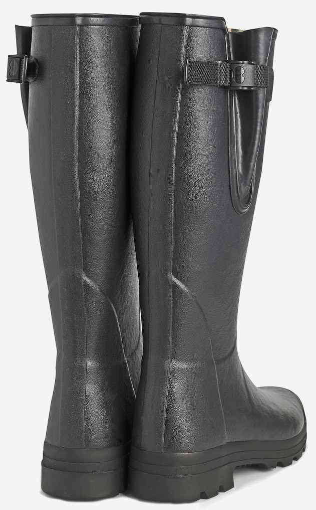 Bottes femme noir Le Chameau Vierzon 39