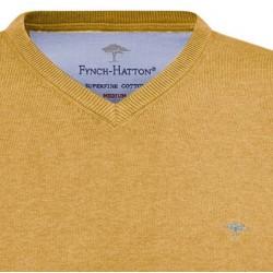 Pull Fynch-Hatton V coton mango