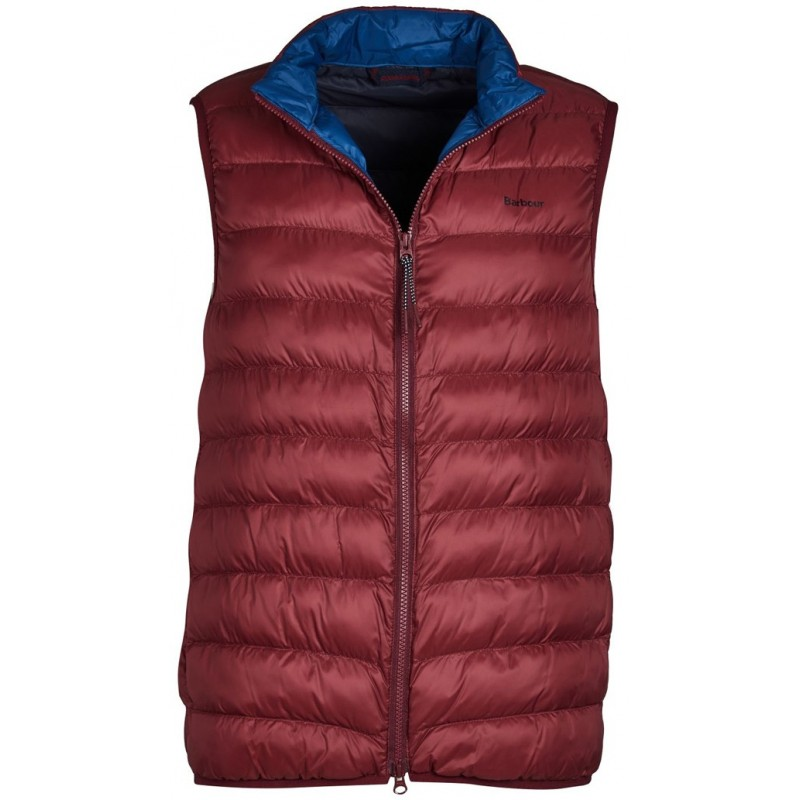 Gilet Barbour Crone ruby