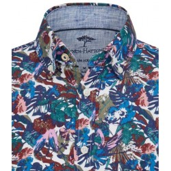 Chemise à fleur Fynch-Hatton
