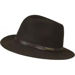 Chapeau en feutre Härkila Metso marron