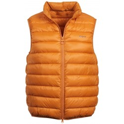 Gilet Barbour Bretby orange