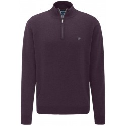 Pull Fynch-Hatton laine-cachemire violet