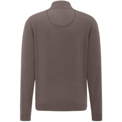 Pull Fynch-Hatton laine-cachemire taupe