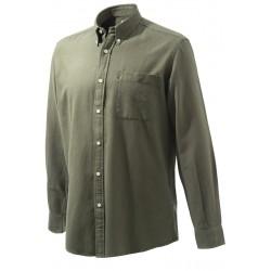 chemise 100% coton anti-bactérien