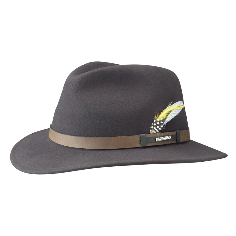 chapeau Stetson en 100% laine