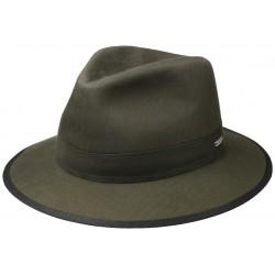 Chapeau en coton Stetson