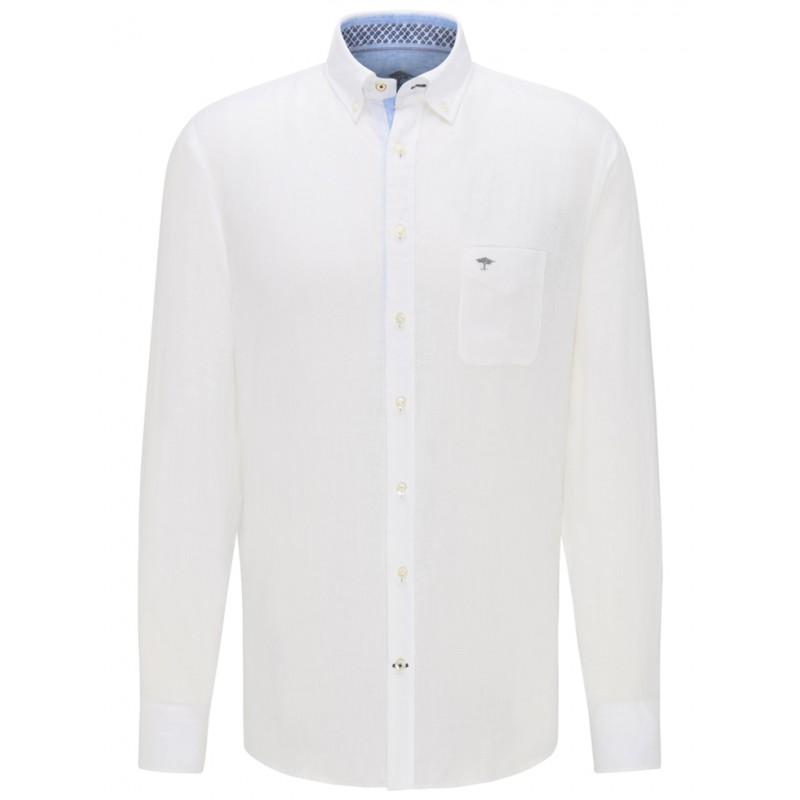 chemise 100% lin