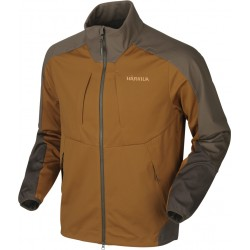 veste softshell orange Härkila