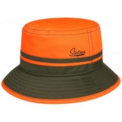Bob pluie Stetson orange vert