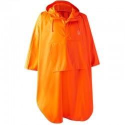 Poncho fluo orange...