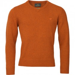 Pull orange V Laksen Johnston