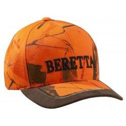 Casquette Beretta Camo orange