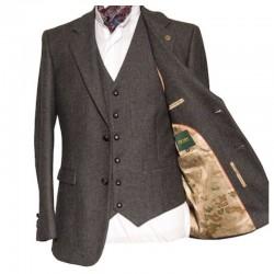 Veste en tweed Celtic Tweed...