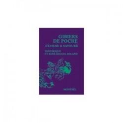 Gibier de poche, livre de Cuisine et Saveurs