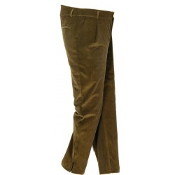Pantalon fuseau Lerins en velours de Club Interchasse