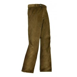 Pantalon en velours Lupin de Club Interchasse