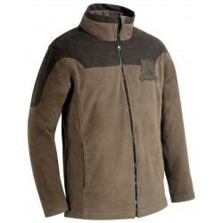 Veste polaire coupe-vent Salomon de Club Interchasse