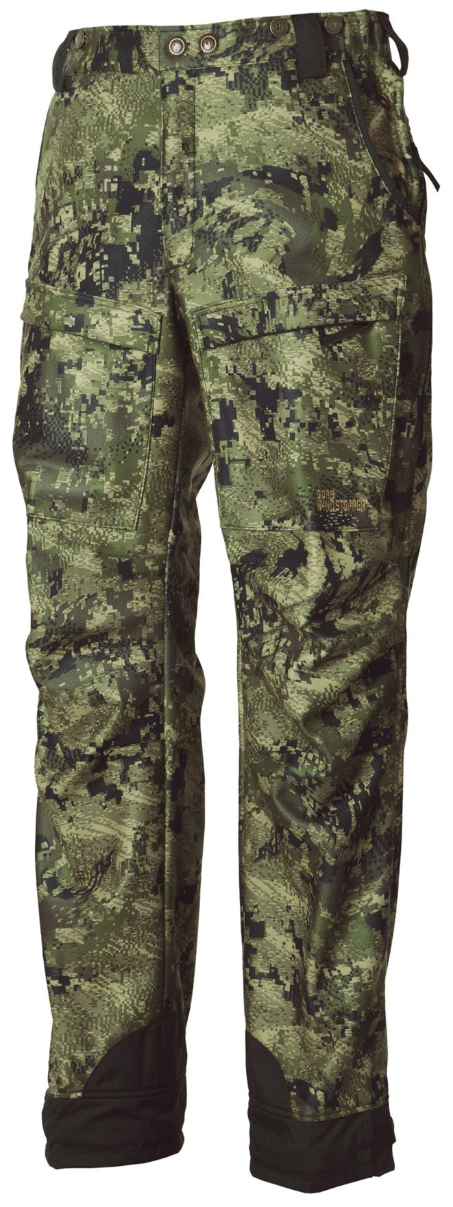 pantalon de chasse q fleece optifade camo h rkila. Black Bedroom Furniture Sets. Home Design Ideas