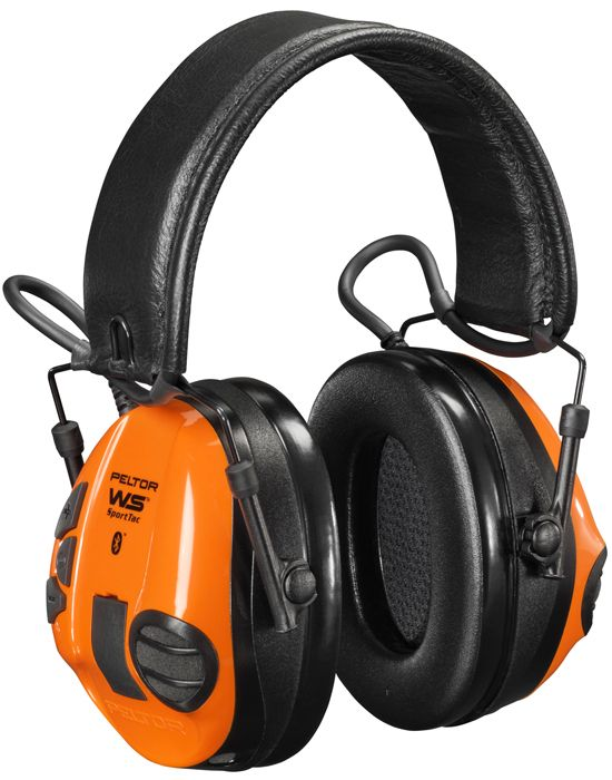 Casque anti-bruit électronique avec Bluetooth Sport Tac Peltor