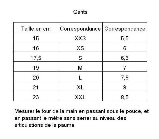 Gants équitation Sensation TdeT