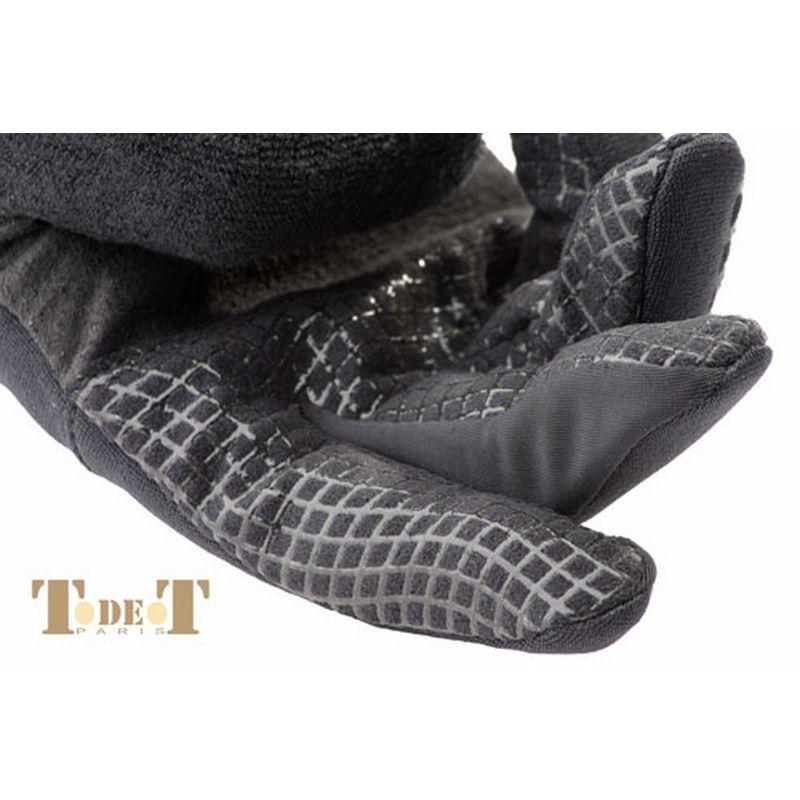 Gants noirs Ultimate hiver TdeT
