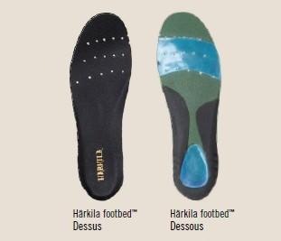 Semelle intérieure Sporting Estate II GTX17 Harkila Footbed