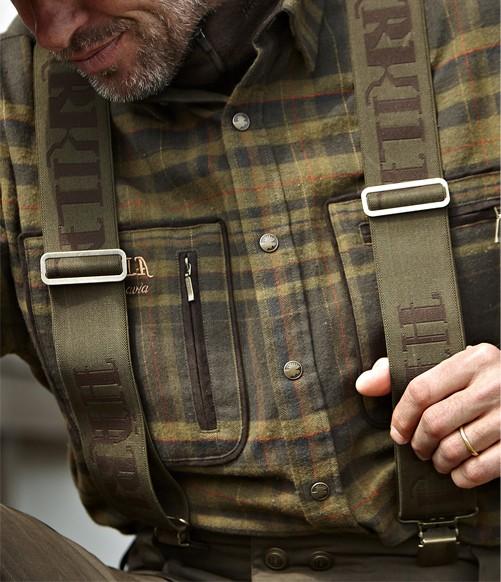 Bretelles extra-larges à pinces Carl-Eric Härkila