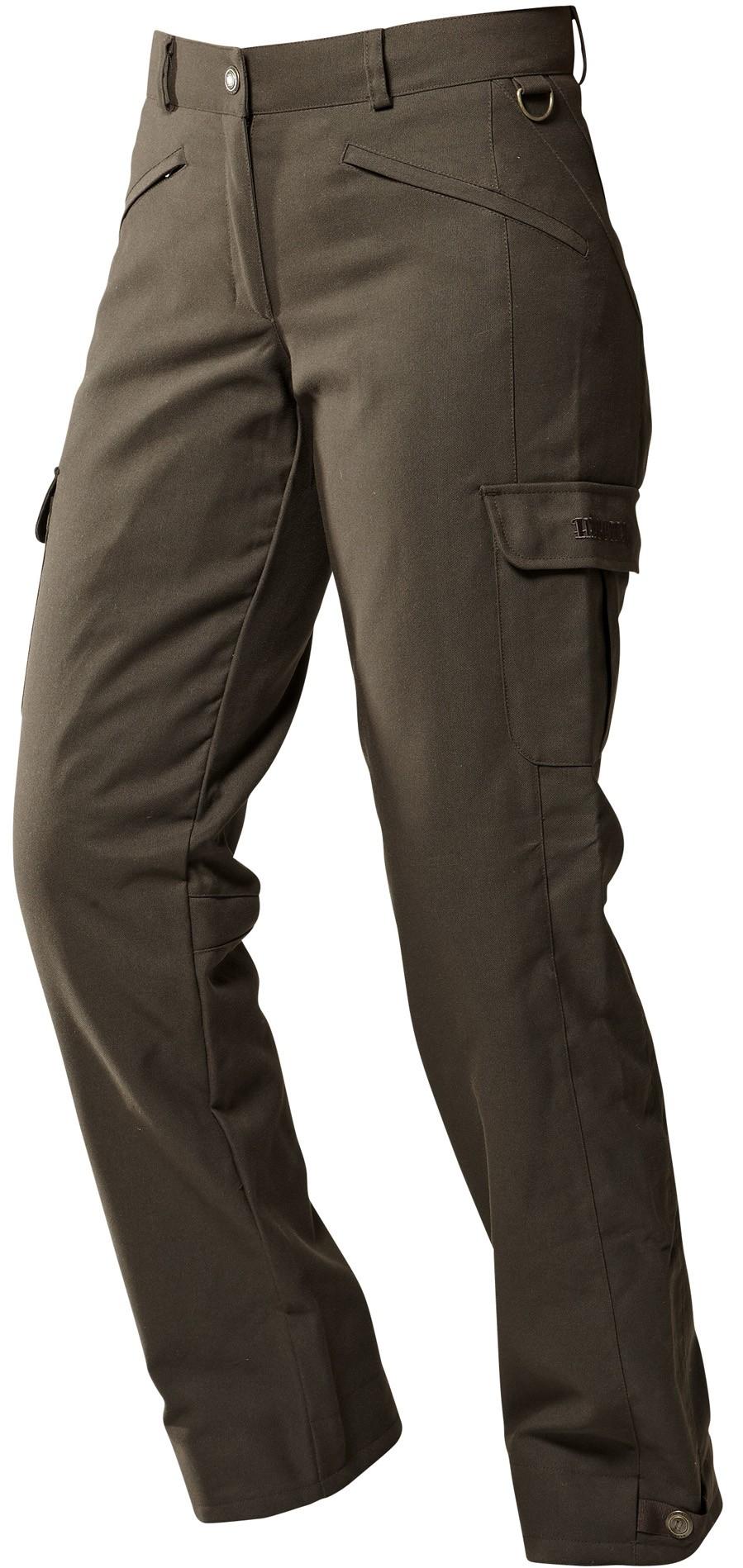 Pantalon marron de traque pour femme Pro Hunter X Härkila