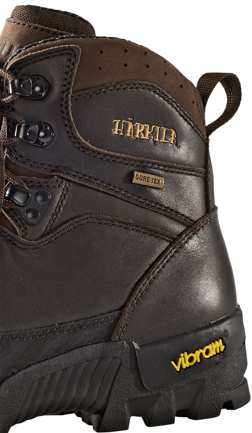 Chaussures en cuir pleine fleur Moutain Trek GTX6 Härkila