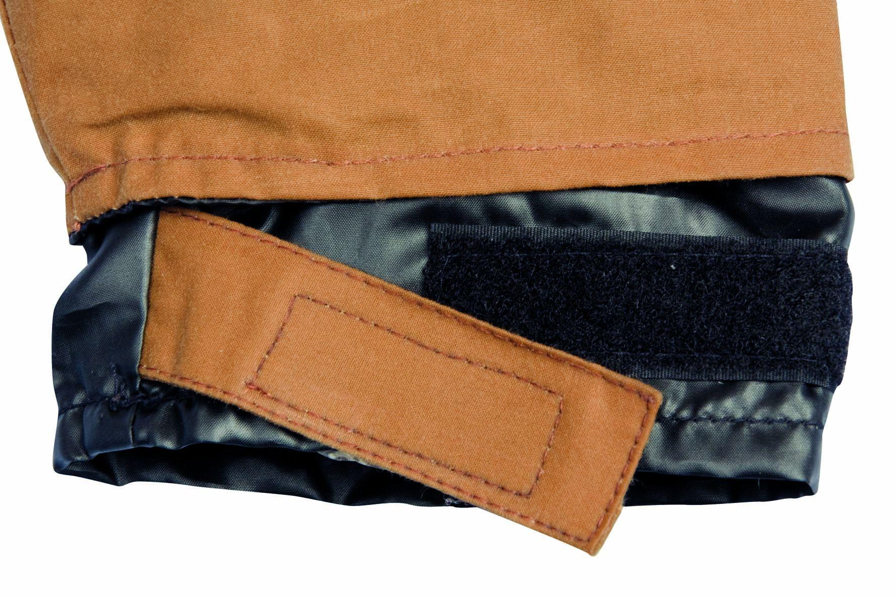 Veste classique en coton huilé tanami de Scippis