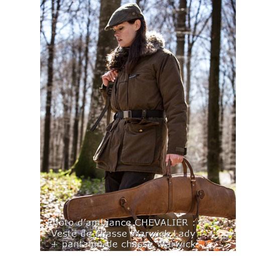 Veste de chasse pour femme Warwick Lady Chevalier