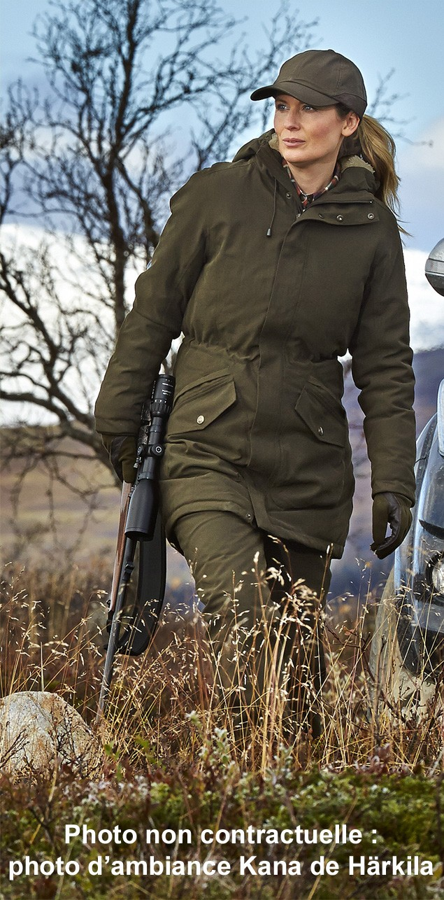 Veste de chasse pour femme Kana Lady Härkila