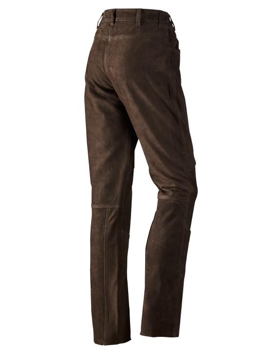 Pantalon en cuir pour femme Thorne lady Seeland